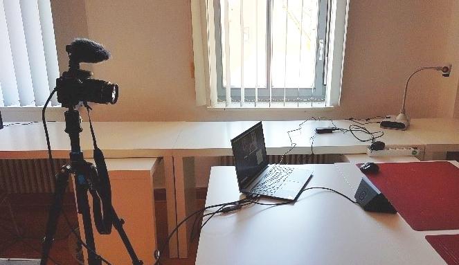 NACHHER: Neue Kameratechnik